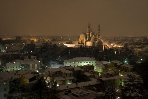 Padova - NEVE NOTTURNA