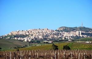 """Panorama di Salemi"""