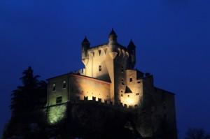 ora blu a saint pierre castello