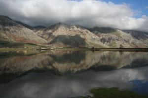il lago del matese