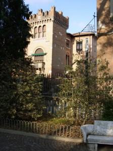 La torre di via Umberto I