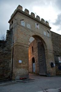 Bettona, la porta della città