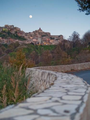 Castiglione di Sicilia - La via per Castiglione