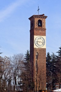 La torre di Romano Canavese