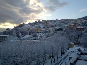 La prima nevicata