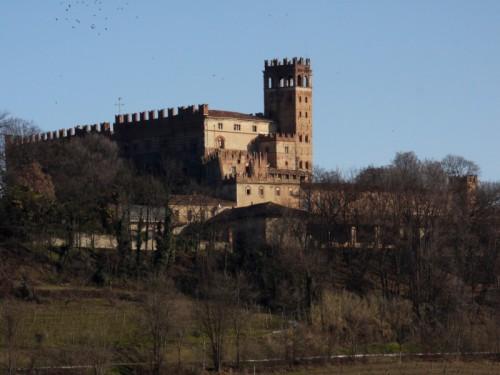 Camino - il castello di Camino....