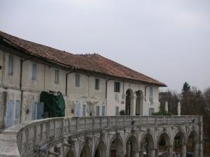 Piazzola sul Brenta - Vista dai Portici II