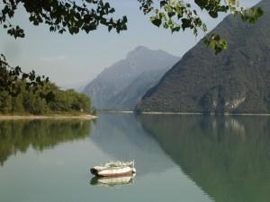 La quiete sul lago