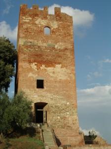 Il castello di Fucecchio