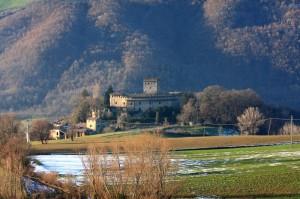 il castello di Montichiaro