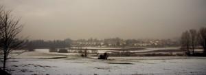 Briosco sotto la neve