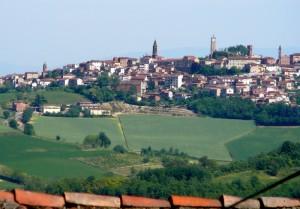 Veduta di LU (Colline del Monferrato)