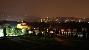 Notturno a S.Maria della Noce di Inverigo