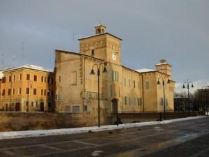 Castello Campori - il disgelo