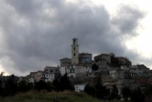 Sotto le nubi, Torrebruna