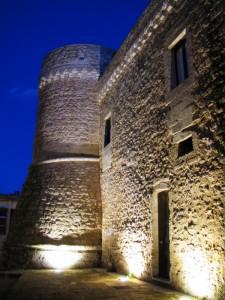 TORRIONE del CASTELLO di Acqarica del Capo(LE)