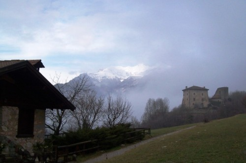 Lomaso - La nebbia piano piano si dirada...........