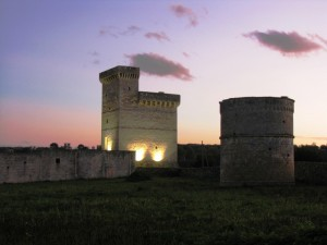 Masseria di Gelsorizzo e Torre Colombaia Acquarica del Capo