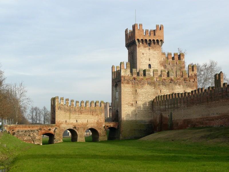 ''La Rocca degli Alberi'' - Montagnana