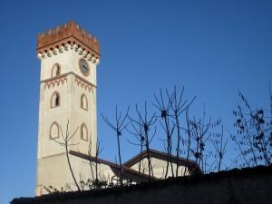 Una torre a Carpignano