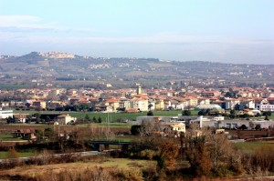 TRODICA di MORROVALLE ( il panorama )