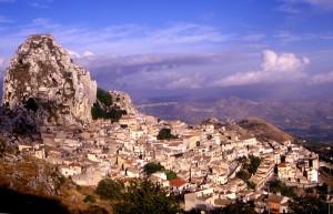 Caltabellotta: panorama