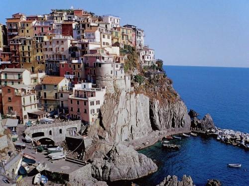 Riomaggiore - manarola il borgo (frazione)