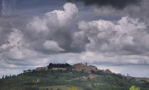 Toscana tra le nuvole