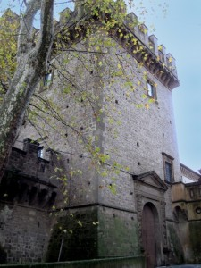 Torre autunnale