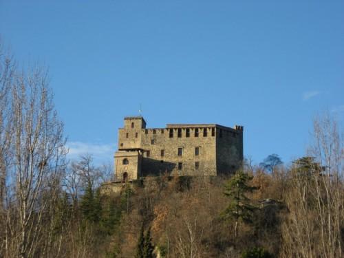 Zavattarello - Il castello di Zavattarello