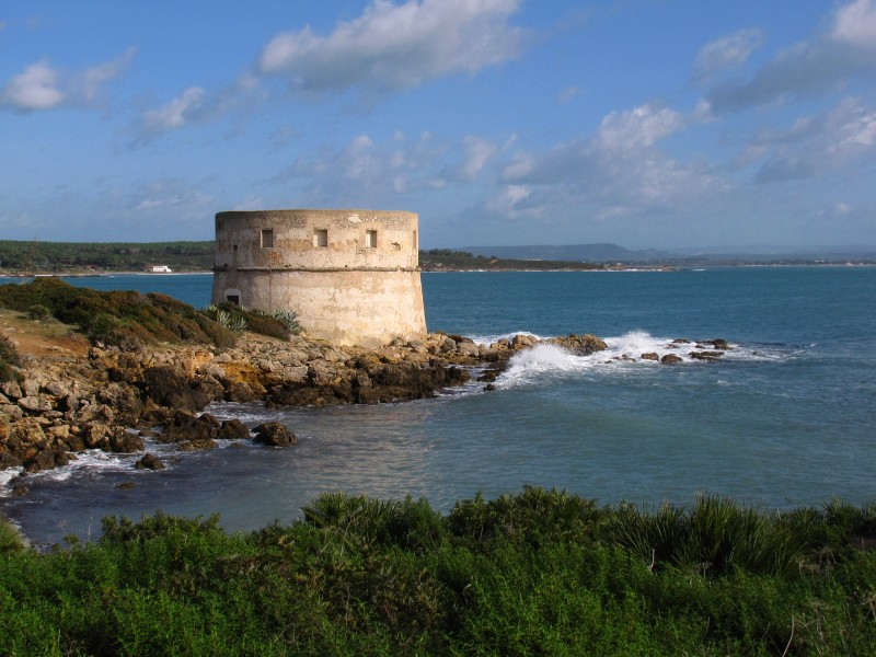 ''Torre del Lazzaretto'' - Alghero
