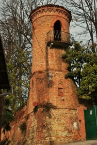 Torre del castello di Bardassano
