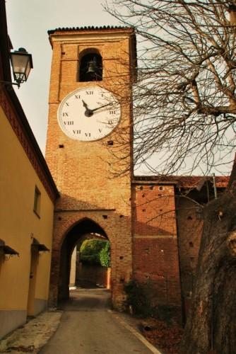 Gassino Torinese - Porta dell'orologio