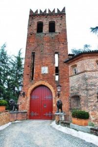 Torre del Castello di Moriondo