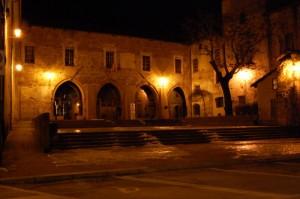 Vita notturna al Castello