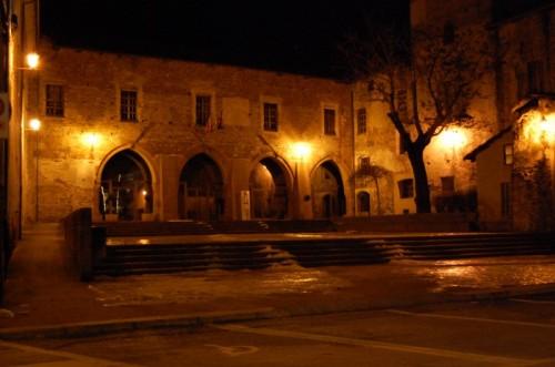 Carmagnola - Vita notturna al Castello