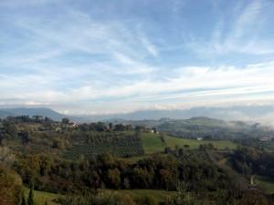 Panorama da Collevecchio n.1