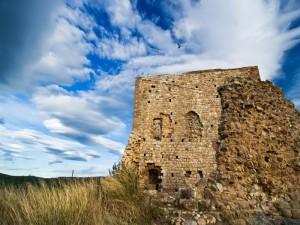 Montemassi - Ruderi del castello - n.2