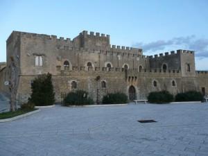 il castello di Partanna