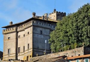 Il Castello Ruspoli di Vignanello (VT)