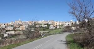 La strada per San Felice