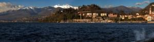 Panoramica di Laveno