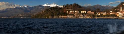 Laveno-Mombello - Panoramica di Laveno