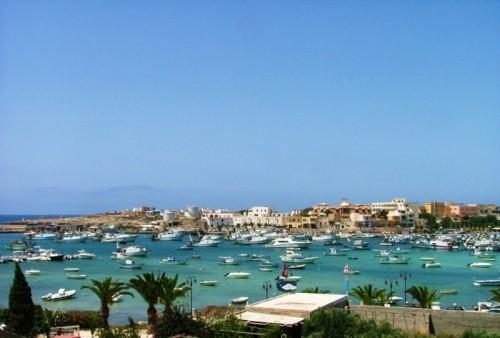Lampedusa e Linosa - Porto di Lampedusa