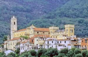 Castellaro feudo ligure
