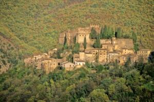 Rocca Sinibalda e il suo castello