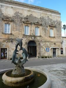 Palazzo dei Principi, antica Fortificazione