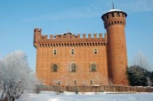 La neve e il castello