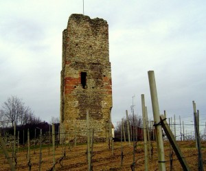 L'antica torre delle castelle
