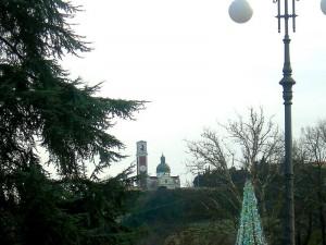 Panorama su Monte Berico